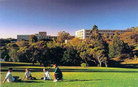 弗林德斯大学课程设置及专业设置