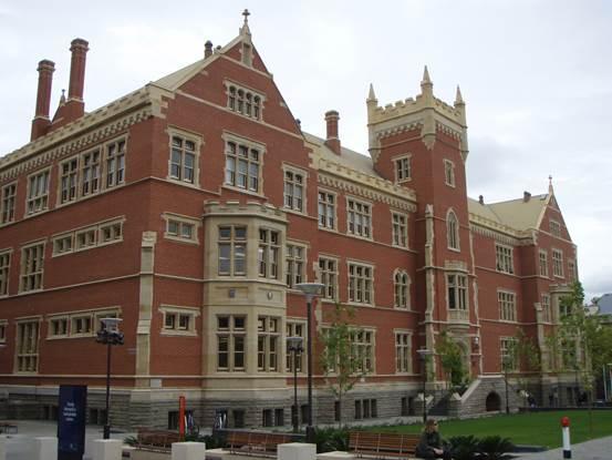 南澳大学课程设置及专业设置