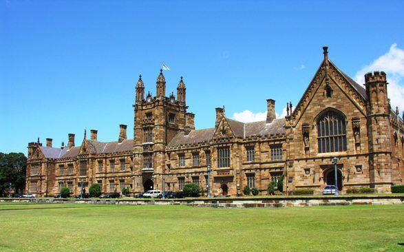 悉尼大学历史概述