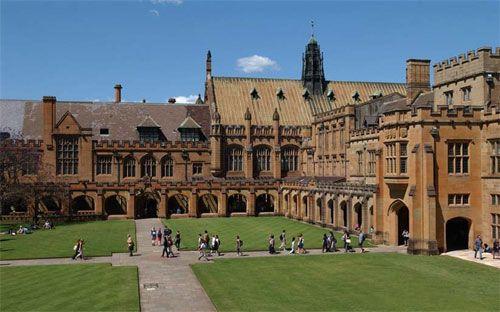 南澳大学知名校友有哪些?