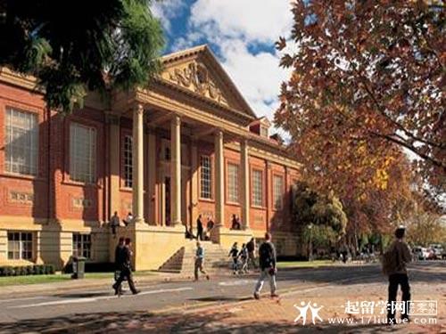 西澳大学地址在哪里?