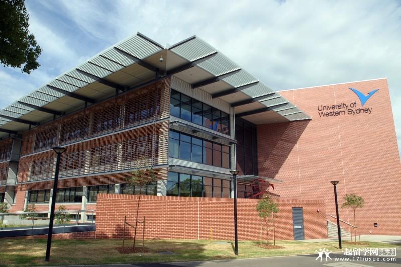 西悉尼大学本科专业设置