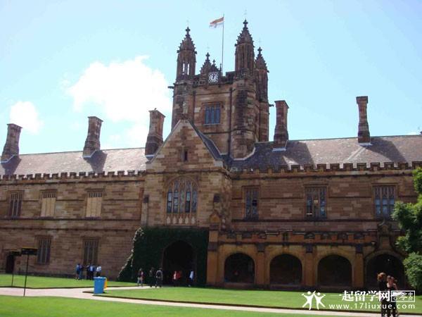新南威尔士大学本科专业设置