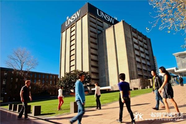 新南威尔士大学本科学制是多久?