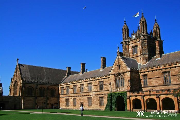 2019悉尼大学本科学费是多少?