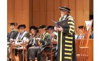 澳洲国立大学商学院毕业典礼