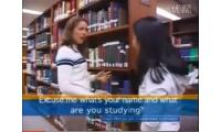 堪培拉大学之学生采访