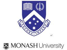 莫纳什大学校徽