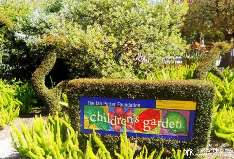 墨尔本植物园