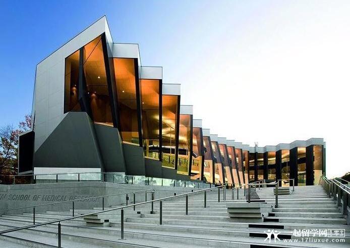 澳洲国立大学地址在哪里?