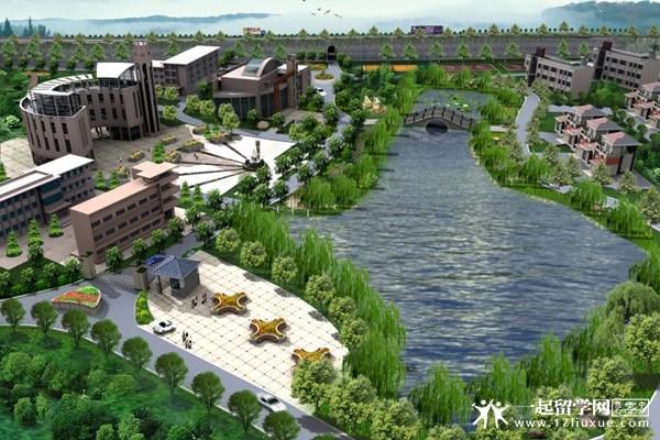 阿德莱德大学城市规划