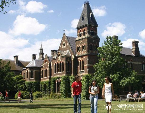 墨尔本大学理学院