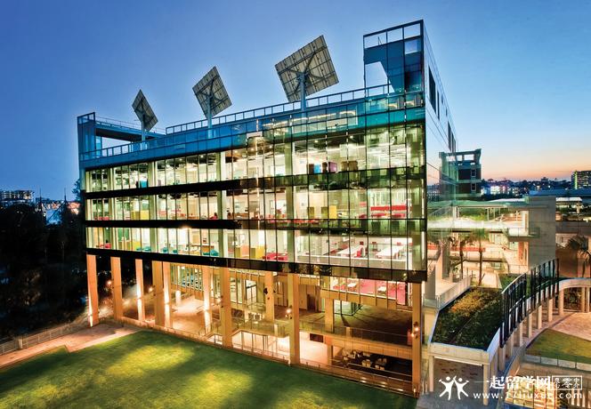 昆士兰科技大学校内建筑