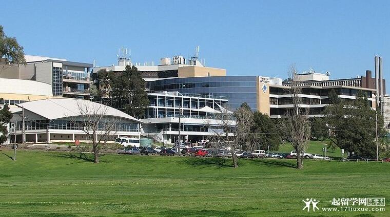 维多利亚大学工程与科学学院