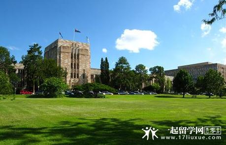 中央昆士兰大学校内设施