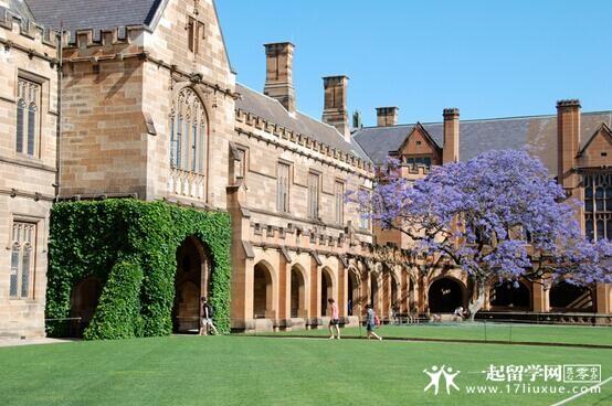 悉尼大学建筑设计与规划学院