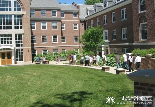 新英格兰大学环境科学学院