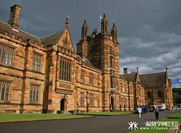 悉尼大学教育与社会工作学院