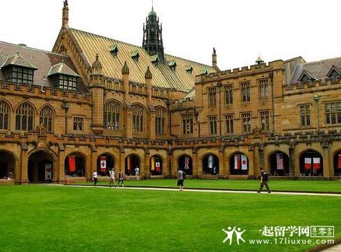 悉尼大学农学院