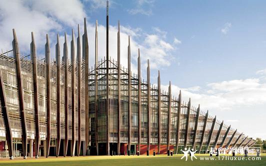 艾迪斯科文大学校内设施