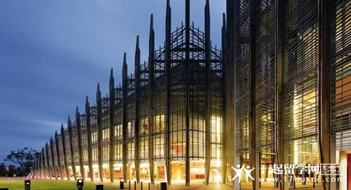 艾迪斯科文大学校内建筑