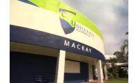 中央昆士兰大学罗克汉普顿校园风光