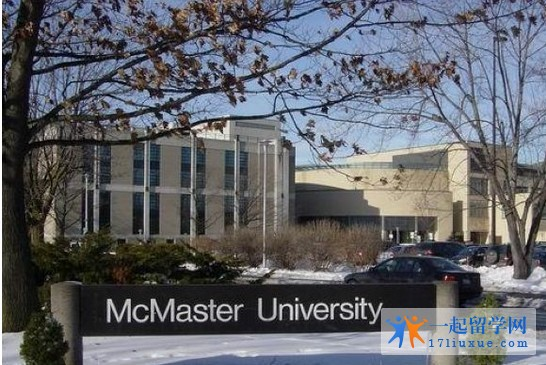麦克马斯特大学本科申请指南