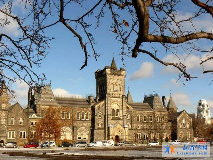 加拿大名校多伦多大学介绍