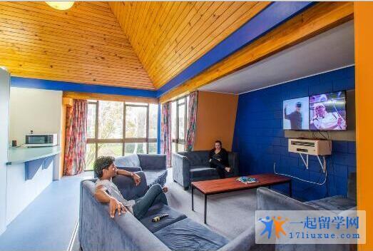 梅西大学宿舍图片 宿舍内景图片