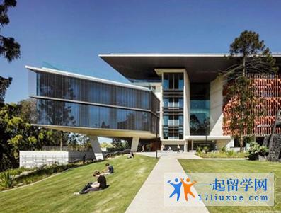 昆士兰大学工程学院建筑楼