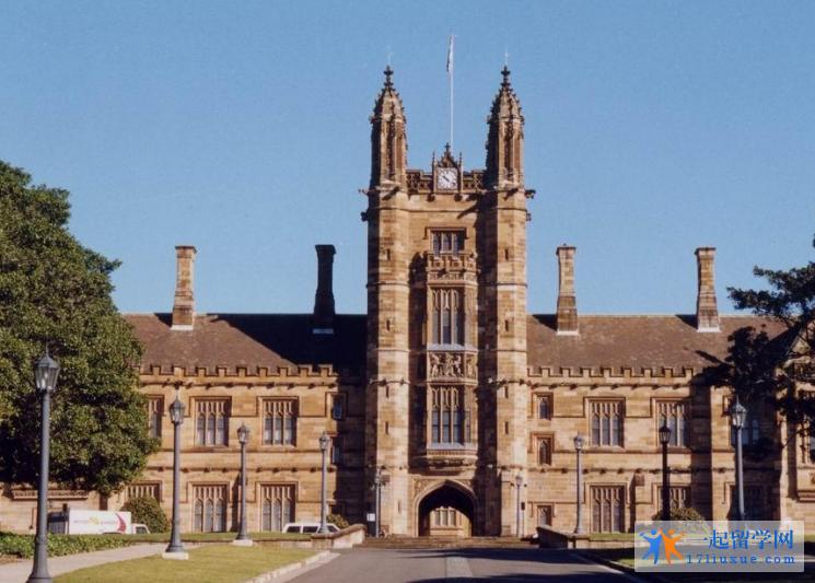 昆士兰大学特色建筑 (3)