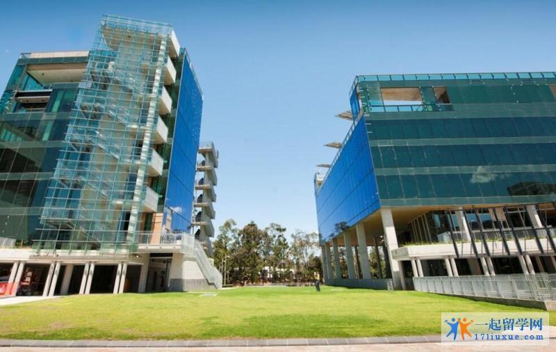 昆士兰科技大学建筑19