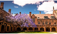 悉尼大学校园风光