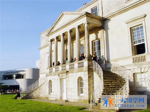 爱丁堡玛格丽特女王大学2