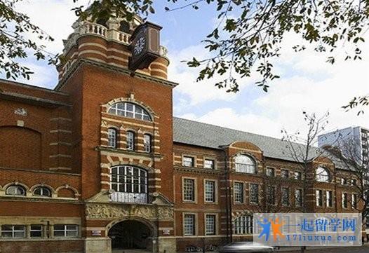 英国伦敦城市大学2