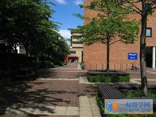 伦敦大学玛丽女王学院校区地址
