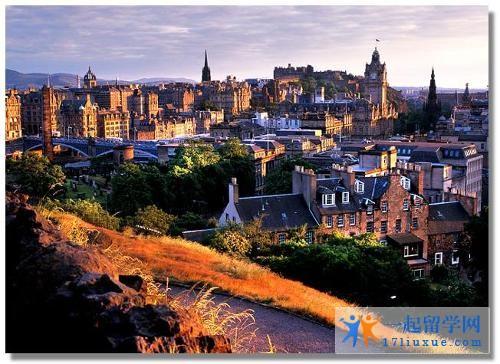 爱丁堡大学交通怎么样?