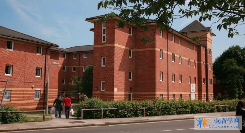 密德萨斯大学校区地址