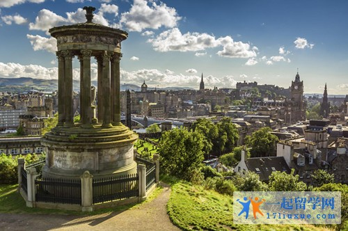 西苏格兰大学 学费