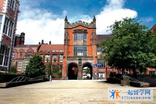 英国纽卡斯尔大学专业设置