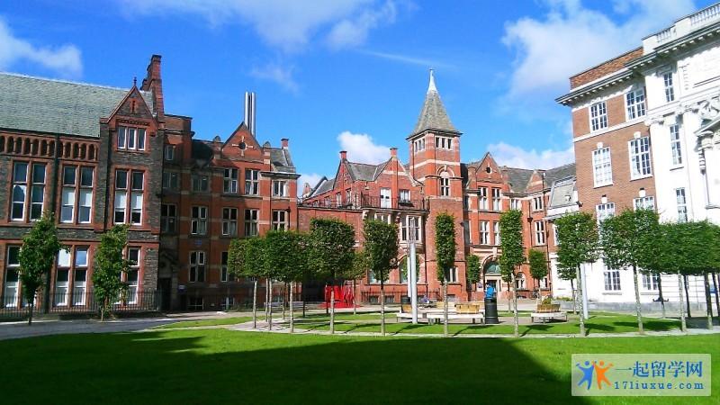 利物浦大学研究生专业设置