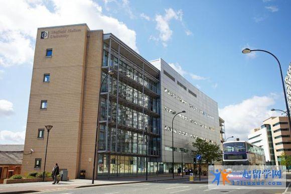 谢菲尔德哈勒姆大学 (3)