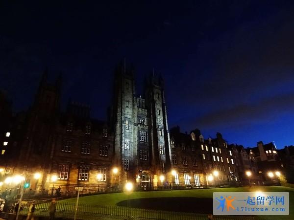 爱丁堡大学e