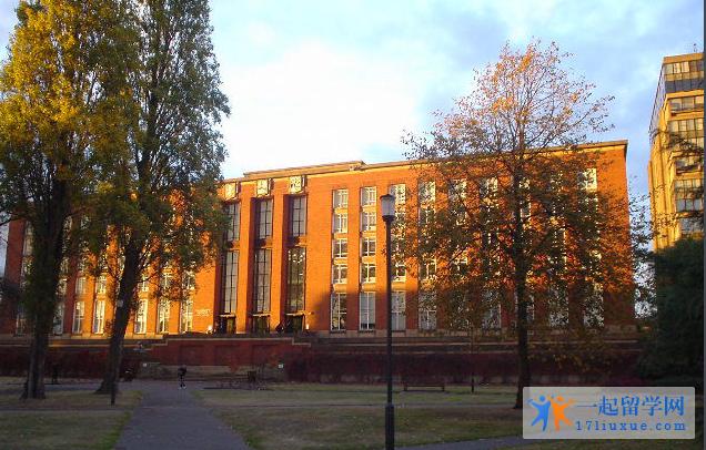 伯明翰大学图书馆