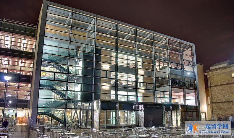 莱斯特大学图书馆