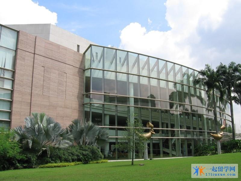 新加坡国立大学地理位置