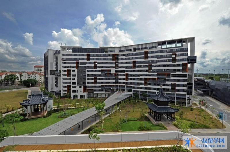 新加坡科技设计大学地理位置