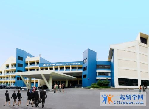 新加坡东亚管理学院地理位置