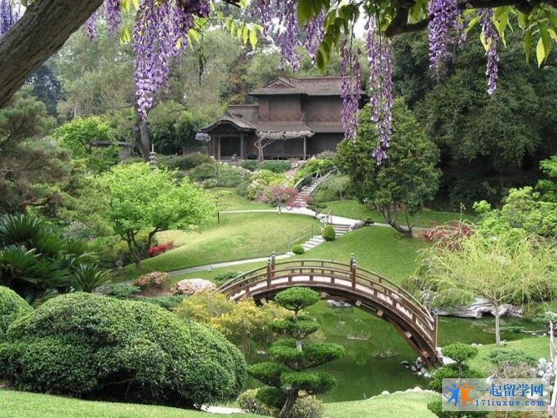 谢菲尔德植物园