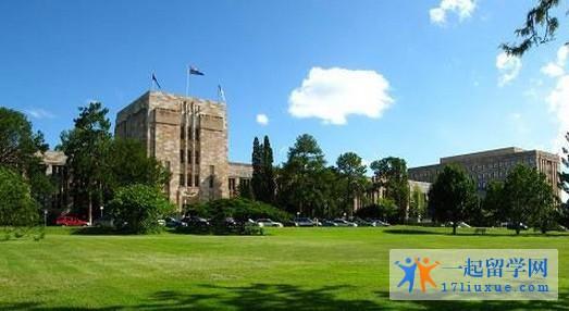 昆士兰大学人文与社会科学学院